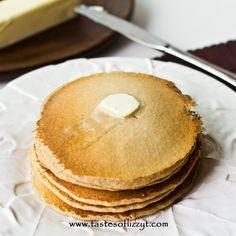 Protein Pancakes {Tastes of Lizzy T}