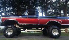 Big Ford Trucks, Ford Truck Models, 1979 Ford Truck, Ford Ranger Truck, Custom Pickup Trucks, 2019 Ford Ranger, Classic Ford Trucks, Car Ford, Lifted Trucks