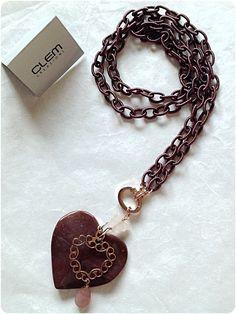 #necklace #followme #heart #love #silver