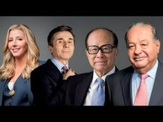 Forbes Billionaires 2012:Who's In, Who's Out - YouTube