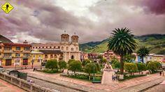 Recorrido por San Pedro de Alausi, Chimborazo, Ecuador...!!