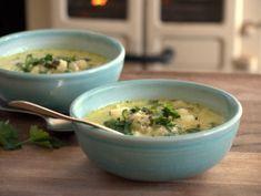 Low FODMAP, stock-free Scottish soup, Cullen Skink