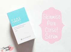 Review: Skinmiso Pore Corset - minimizes pores and apparently amazing at reducing oil *want*