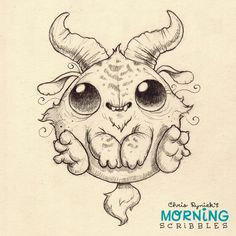 Boing! #morningscribbles