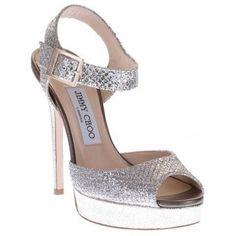 Jimmy Choo Linda platform sandals