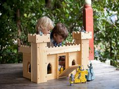 Hey, I found this really awesome Etsy listing at https://www.etsy.com/listing/125062290/natural-wooden-play-castle