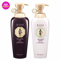[DOORI Daeng Gi Meo Ri]. . Ki Gold Premium Shampoo 500ml / Treatment 500ml. It is a mild improved product that is developed by adding the substances of green tea and changpo (Acorus calamus Linne), which have functions of anti-oxidation, skin protection, and heavy metal removal, and detoxification, to Gi-Gold Product.   eBay!