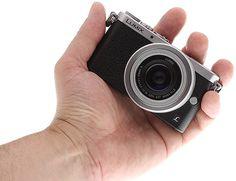 Panasonic GM1 Review --  in hand