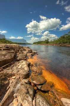 El Carrao, Canaima National Park, Bolivar, Venezuela by sjpadron