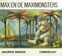 Max en de Maximonsters, bij materialen: knip en plak je eigen maximonster
