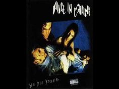 Killing Yourself - Alice in Chains ... this voice <3