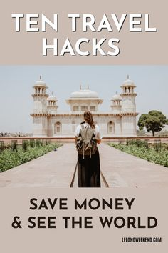 More Than 25 Money-Saving Travel Hacks For Long Term Travellers trucos de viaje para ahorrar dinero para viajeros a largo plazo geldsparende reise-hacks für langzeitreisende consigli di viaggio per risparmiare denaro per i viaggiatori a lungo termine Travel Goals, Travel Advice, Travel Guides, Travel Hacks, Travel Essentials, Top Travel Destinations, Budget Travel, Places To Travel, Travel Money