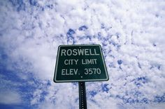 Roswell, New Mexico Oct 30, Orson Welles, Flying Saucer, Wells, New Mexico, Annie, Just In Case, Science Fiction