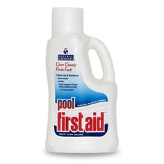 Natural Chemistry Pool First Aid - Helps clear cloudy water caused by dead algae!