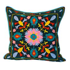 Treena Pillow, by Helling & Galos