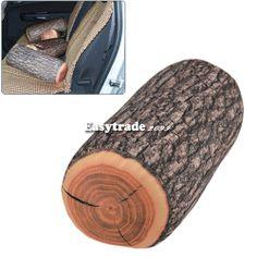 Creative Wood Design Natural Log Camping Soft Cushion Pillow Gift for Home ES9P | eBay