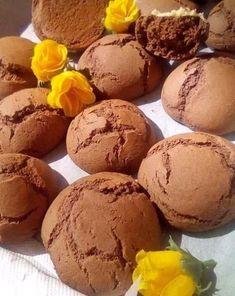 Μπισκότα Σοκολάτας !!! ~ ΜΑΓΕΙΡΙΚΗ ΚΑΙ ΣΥΝΤΑΓΕΣ 2 Biscuit Cookies, Biscuits, Sweet Tooth, Recipies, Muffin, Cooking Recipes, Nutrition, Sweets, Breakfast