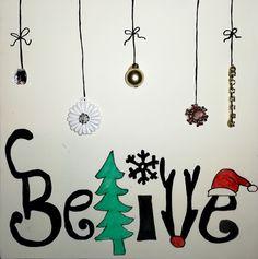 Din prea mult dor pentru Crăciun... 😊