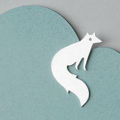 Little Vixen Necklace by Joanna Rutter
