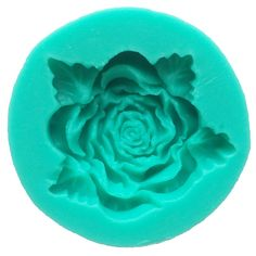 Food Grade Sugarcraft Art for cake decorating n crafts Lace ROSE flower w/ leaves leaf silicone mould, non stick Sugar paste, Chocolate, Fondant, Butter, Resin, Cabochon, Polymer Clay, fimo, gum paste, PMC, Wax, Soap Mold, diametre 5* height 1.5cm *** Check this awesome image  : Small Pastry Molds