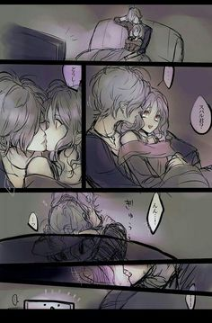 Diabolik Lovers- Subaru x Yui