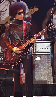 Guitar LOVE ● Prince in charge ●I can hear his Vox ◇ The Magic of Prince ◇◇◇◇