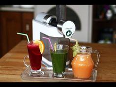 3 sucuri naturale pt. detoxifiere și întărirea imunității. Suc pt. detoxifiere pe baza de sfecla rosie. Suc impotriva gripei si racelii cu ghimbir si citrice. Grapefruit, Smoothies, Coffee Maker, Kitchen Appliances, Food, Smoothie, Coffee Maker Machine, Diy Kitchen Appliances, Coffee Percolator