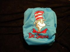 Have I mentioned my Dr. Seuss obsession? I'll even put it on my future children's hineys :)