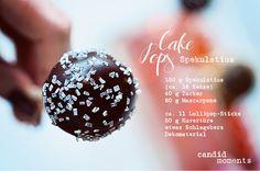 Spekulatius Cake Pops Rezept (c) www.candid-moments.at