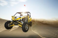 Our first ride with the Yamaha YXZ1000R 2016, check out our first ride impressions and review of the Yamaha YXZ1000R 2016.