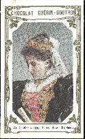 ROYALTY AUSTRIA | BELGIUM: CROWN PRINCESS STEPHANIE (daughter-in-law Sissi Sisi) - Habsburg