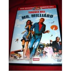Mr. Billion (1977) / Mr Milliard / Region 2 PAL DVD / Audio: English, Hungarian / Subtitles: Hungarian / Actors: Terence Hill, Valerie Perrine, Jackie Gleason / Director: Jonathan Kaplan / 89 minutes 5999882817811 Anthony Falcon is a billionaire. After he dies, he leaves his entire estate to his Italian nephew, Guido Falcone, a mechanic who wishes to be a cowboy. To get his inheritance, he has to go to California ...