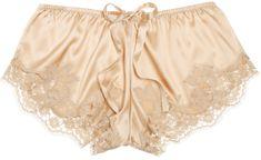 transparent-lingerie: Dolce & Gabbana, satin short