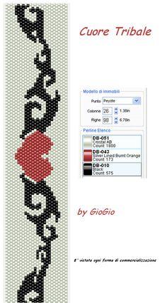 Giogiò & Co: Grids / pattern peyote  FREE to print <3