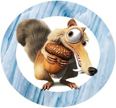Free Ice Age Party Ideas - Creative Printables
