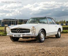 World Of Classic Cars: Mercedes-Benz 250 SL Pagoda 1967 - World Of Classi...