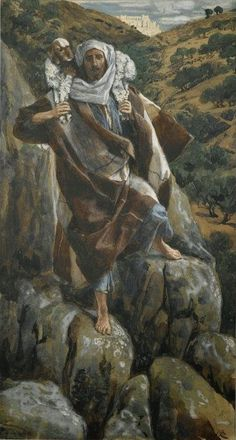 |Our Morning Offering – May 31 #pinterest Grace to Hear God's Voice Merciful Lord, You are never weary of speaking to my poor heart. Grant me grace that, if today I hear Your voice, my heart may not be hardened. Amen James Tissot – The Parable of the Lost Sheep Awestruck.tv