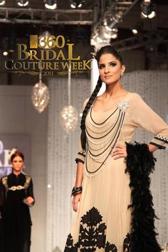 Cream Panelled with Thread Embroidery Pakistani Chiffon Dress Pakistani Formal Dresses, Pakistani Outfits, Indian Dresses, Pakistani Couture, Pakistani Bridal Wear, Indian Couture, Party Wear Dresses, Bridal Dresses, Expensive Dresses