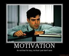 Im trying but ever since I gave notice at work #demotivational #trying #notice