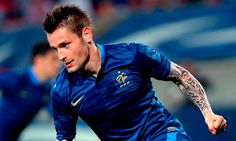 Mathieu Debuchy - Newcastle's transfer target. what is it with french football players...