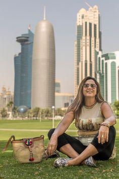 Blog Encantes : Qatar, nosso refúgio no deserto