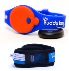 My Buddy Tag uses Bluetooth technology and an Android or iOS app to help you keep tabs on your child. The actual tag is a small disk which can be worn looped through a shoelace or as a wristband. It can also be slipped into a pocket or backpack. The app, which can manage multiple tags, allows parents to set distance limits for their child.