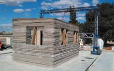 Se construye en Valencia la primera casa hecha con impresión 3D | EXPANSION