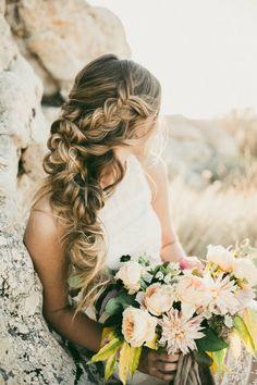 Peinados de novia para el 2017