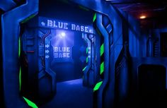 Laser Tag, Mma Gym, Spy Games, Planning Board, Phone Wallpaper Quotes, Environment Concept, Area 51, Escape Room, Interstellar