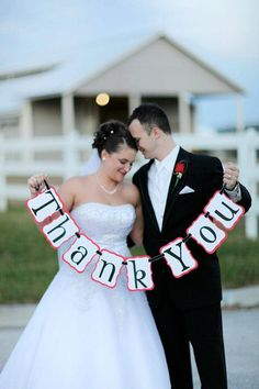 Good idea to get a head start on thank you's!