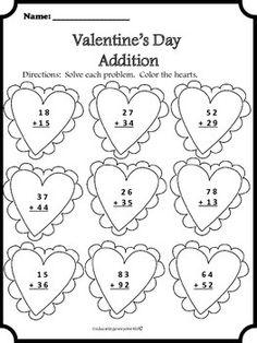 Free Valentine's Day Addition