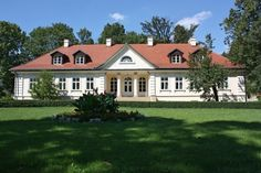 Manor House close to Cracow