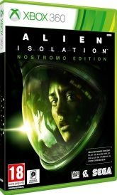 Alien Isolation Nostromo Edition Xbox 360 Game Discover the true meaning of fear in Alien Isolation Nostromo Edition XBOX 360 a survival horror set in an atmosphere of constant dread and mortal danger Fifteen years after the events of Alien Ellen  http://www.comparestoreprices.co.uk/january-2017-6/alien-isolation-nostromo-edition-xbox-360-game.asp