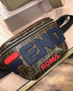 ee2f5872cd96 LuxurySnob Consignment® on Instagram: #fashion #style #stylish #streetstyle  #fendi #Fannypack #fendifannypack #red #blue #accessories